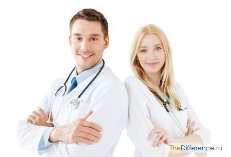 chem-doktor-otlichaetsya-ot-vracha